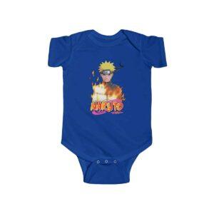 Naruto Uzumaki Kyubi Chakra Mode Amazing Baby Onesie