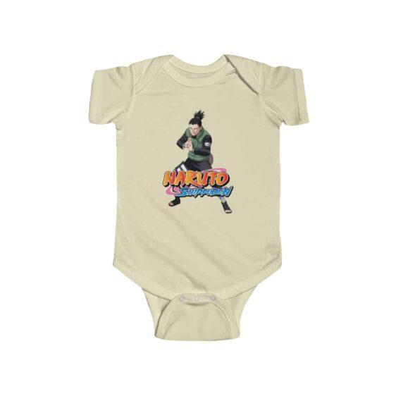 Shikamaru Nara Casting Jutsu Stylish Baby Toddler Bodysuit