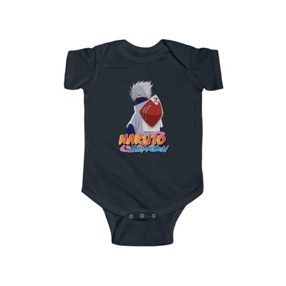 The Sixth Hokage Kakashi Hatake Dope Naruto Infant Onesie