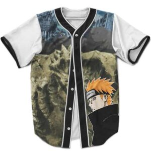 Almighty Pain Destruction Of Konoha Awesome Baseball Uniform