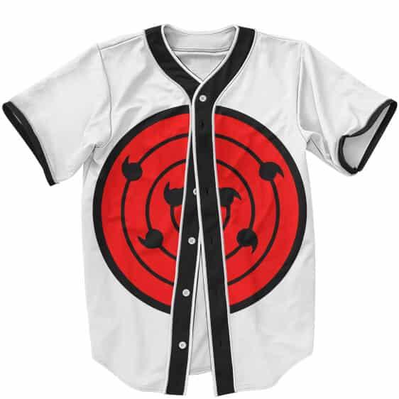 Awesome Obito Infinite Tsukuyomi Sharingan Baseball Shirt