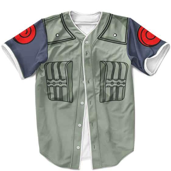Hatake Kakashi of the Sharingan Cosplay Awesome Baseball Uniform