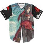 The Legendary And Unbeatable Madara Uchiha Cool Baseball Shirt