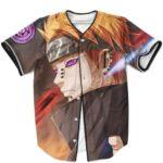 Awesome Pain Yahiko All Over Print Design MLB Baseball Uniform