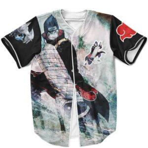 Kisame Hoshigaki With Samehada Battle Mode Cool Baseball Jersey