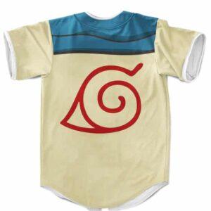 Awesome Kid Konohamaru Sarutobi Costume Cosplay Baseball Shirt