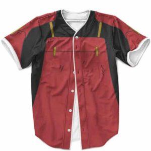 Madara Uchiha Edo Tensei Armor Cosplay Costume Baseball Shirt