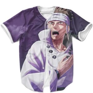 Amazing Celestial Being Ashura Otsutsuki Violet Baseball Jersey