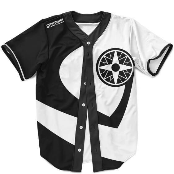 Dope Otsutsuki Celestial Shinobi White MLB Baseball Shirt