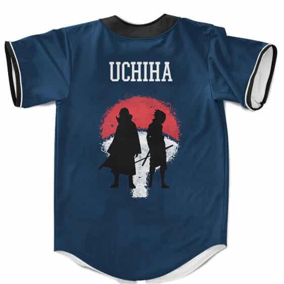 Uchiha Brothers Sasuke And Itachi Dope Baseball Uniform