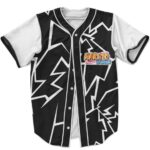 Baseball Jersey Sasuke Naruto Obito Hashirama Madara Battle