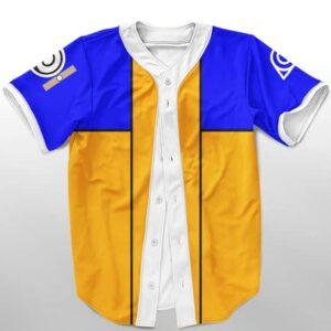 Cool Uzumaki Naruto Kid Costume Awesome MLB Baseball Jersey