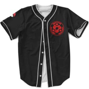 Dope MLB Baseball Uniform Uchiha Madara Mangekyou Sharingan