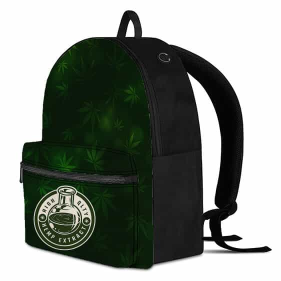 High Quality Hemp Extract Cannabis Oil Most Dopest Backpack