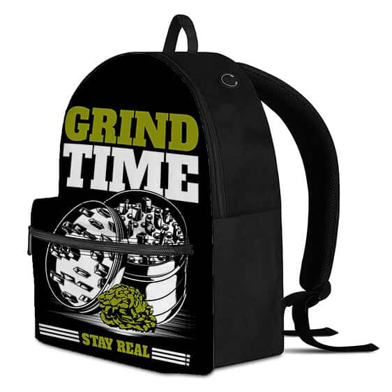 Irie Days Clothing Grind Time Stay Real Most Cool Backpack