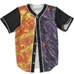 Naruto And Sasuke Awesome MLB Baseball Jersey Ultimate Form