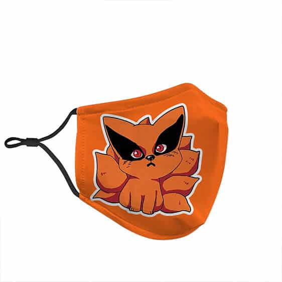 Naruto Cute Baby Kurama Cool Cuddly and Adorable Face Mask