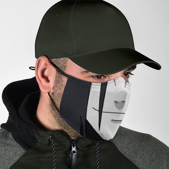 Legendary Sannin Orochimaru Lower Face Cool Naruto Face Mask