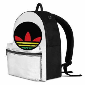Rastafarian Adidas Style Logo Most Awesome Dopest Backpack