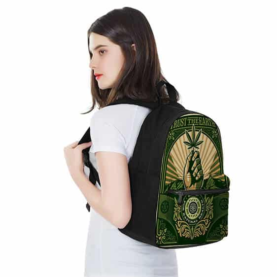 Trust The Earth Hemp For a Health Amazingly Cool Backpack
