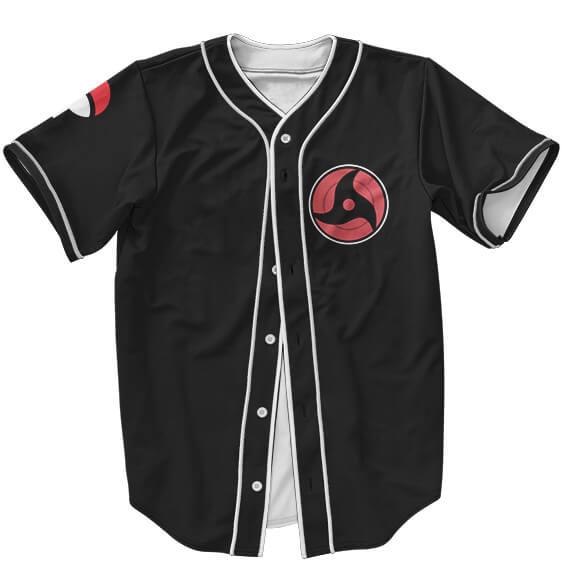 Uchiha Itatchi Sharingan Susanoo Awesome MLB Baseball Jersey
