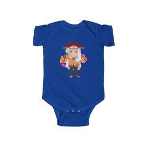Naruto Uzumaki The Seventh Hokage Cool Baby Toddler Onesie