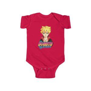 Boruto Uzumaki Next Generation Ninjas Stylish Infant Onesie