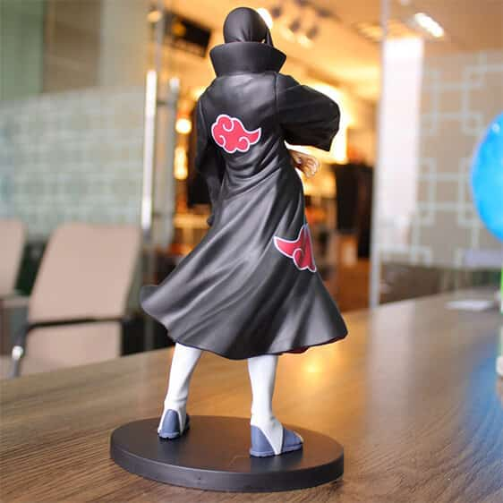 Akatsuki Member Uchiha Itachi Casting Jutsu Action Figure