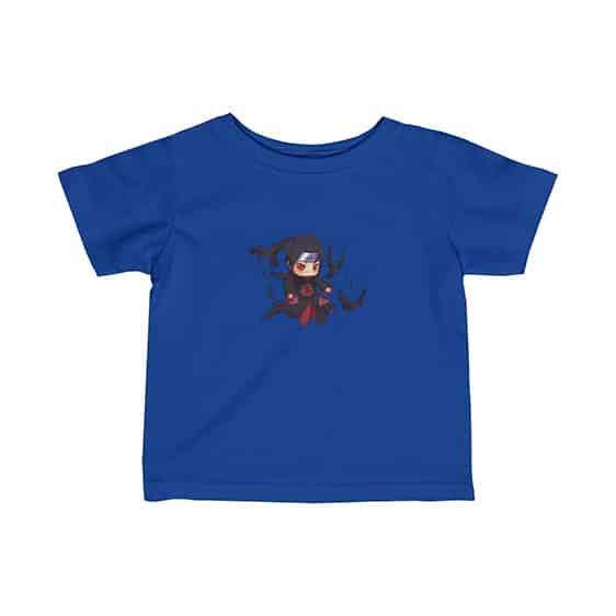 Chibi Akatsuki Itachi Uchiha Awesome Newborn T-Shirt