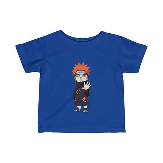 Chibi Pain Nagato Deva Path Badass Naruto Baby T-Shirt