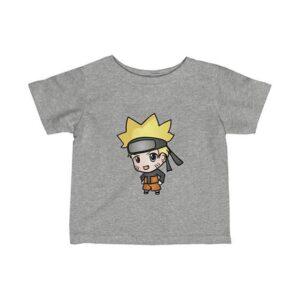 Cute Naruto Uzumaki Fan Art Adorable Newborn T-Shirt