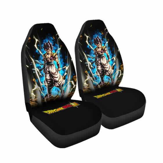 Dragon Ball Super Gogeta Saiyan Form Dope Car Seat Cover