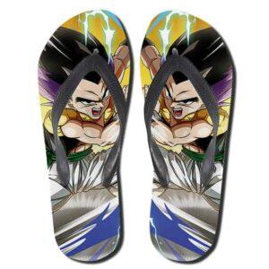 Dragon Ball Z Gotenks Base Form Dope Flip Flop Sandals