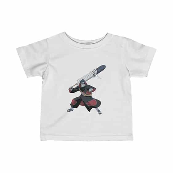 Hidden Mist Swordsman Kisame Hoshigaki Epic Baby Shirt