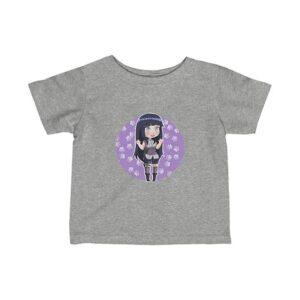 Hyuga Clan Princess Hinata Hyuga Lovely Newborn T-Shirt