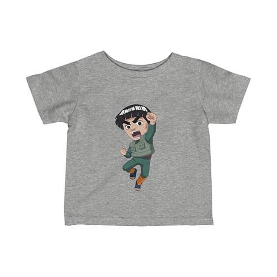Konoha Ninja Might Guy Stylish Naruto Infant T-Shirt