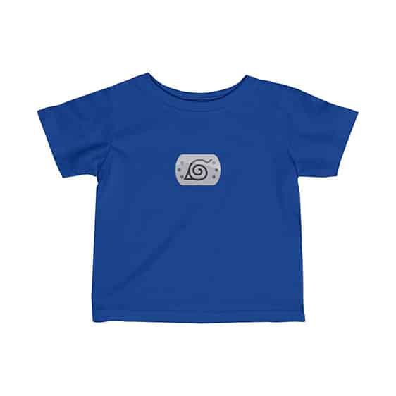 Konoha Village Ninja Headgear Badge Unique Infant T-Shirt