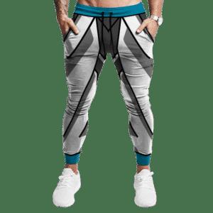Legendary Dragon Ball Fusion Gogeta Cosplay Jogger Pants