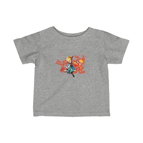 Naruto & Boruto Uzumaki Time Travel Arc Awesome Baby Shirt