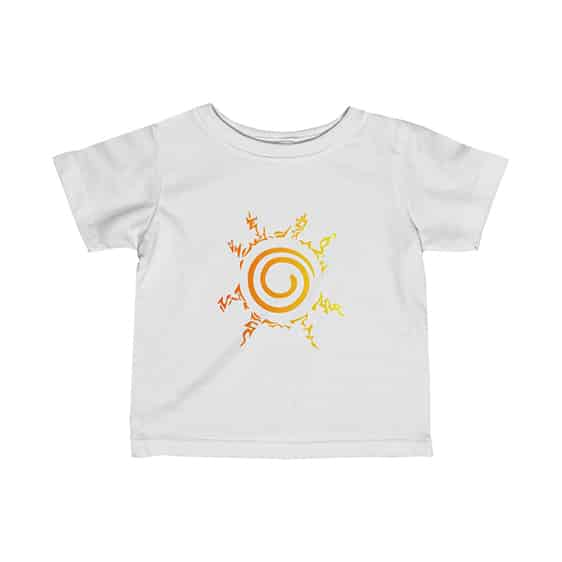 Naruto Uzumaki Eight Trigram Seal Mark Amazing Infant Shirt