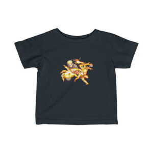 Naruto Uzumaki Nine-Tail Kurama Mode Epic Baby T-Shirt