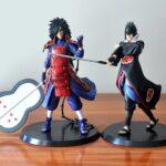 Powerful Uchiha Clan Members Madara & Sasuke Toy Figurine