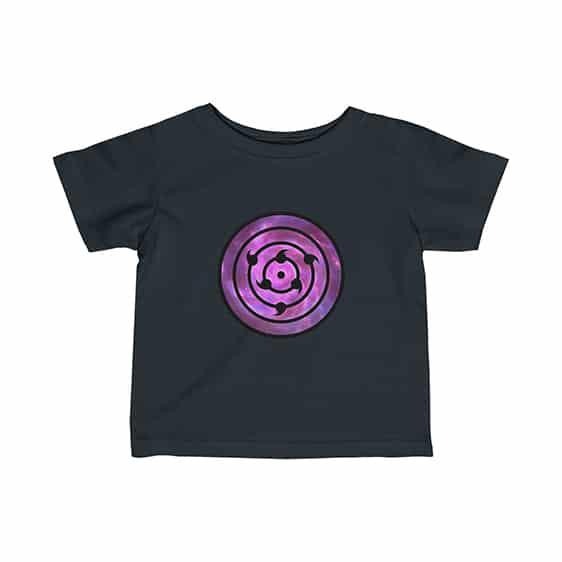 Sasuke Rinnegan Supreme Sharingan Eye Badass Infant Shirt