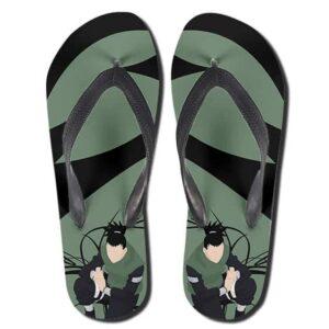 Shadow Possession Jutsu Shikamaru Nara Thong Sandals