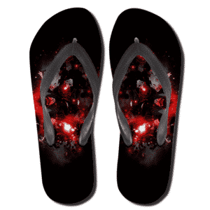 Taijutsu Master Might Guy Eight Gates Thong Sandals