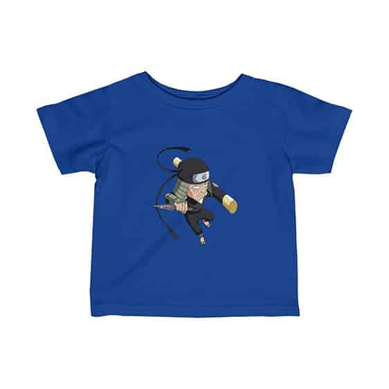 Third Hokage Hiruzen Sarutobi Awesome Naruto Infant T-Shirt