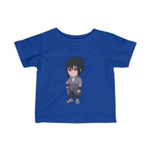 Uchiha Clan Avenger Sasuke Badass Naruto Baby T-Shirt
