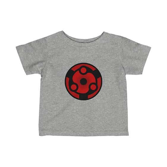Uchiha Madara Eternal Mangekyou Sharingan Dope Baby Shirt