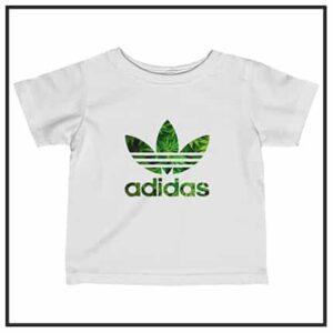 420 & Marijuana Baby T-shirts