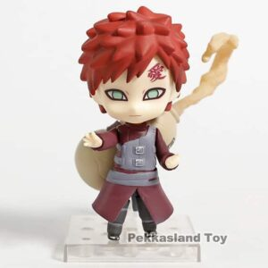 Adorable Gaara of the Sand Chibi Style Toy Figurine